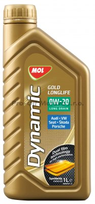 MOL Dynamic Gold Longlife 0W-20