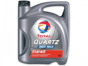 TOTAL Quartz  INEO MC3 5W-40