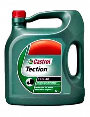 CASTROL VECTON 15W-40 (CASTROL TECTION 15W-40)