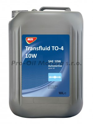 MOL Transfluid TO-4 10W