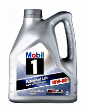 MOBIL 1 FORMULA ADVANCE MOTORSPORT 10W-60 ( EXTENDED LIFE 10W60)